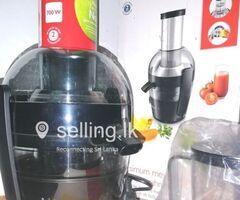 Philips juice extractor