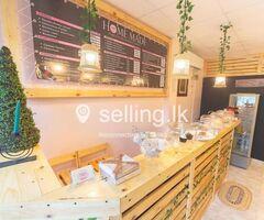 Pallet Wood Restaurant Furniture