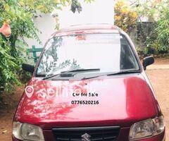 Suzuki Alto 2007 Car for sale