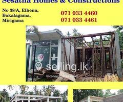 Sesatha Homes & Constructions.