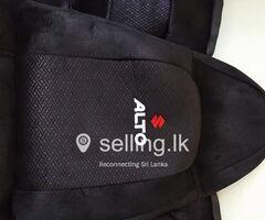 Seat covers for Alto / Maruti 800