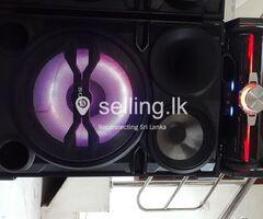 Sony Lbt-SH2000 HiFi system
