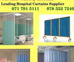 Curtain Gallery - Hospital Curtain Supplier in Sri Lanka.