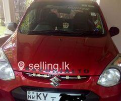 Suzuki Alto LXI 2014 for sale