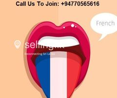 New French Language Group Class Intake