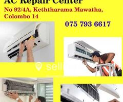 AC Repair Center - Air Condition repair service in Colombo.