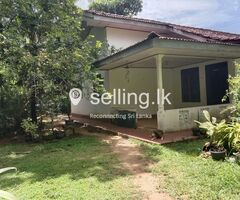 House with land for sale in Weligama - Emergency slae