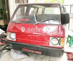 Mitsubishi Delica L300 1981