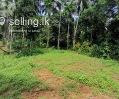 Land for Sale near Agalawatte Town (1hr. 23mins from Colombo)