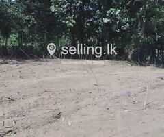 LAND FOR SALE IN RATHNAPURA NEW TOWN