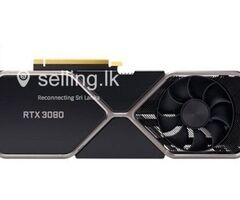 NVIDIA GeForce RTX 3090 Founders Edition 24GB Graphics Card