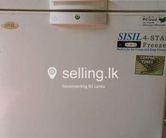Sisil 4-star Freezer