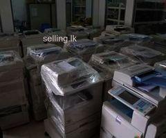 TOSHIBA E STUDIO photocopy MACHINE