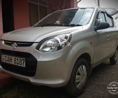 Alto 2015 For Sale in Galle
