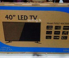 Softlogic Prizm 40 LED Tv