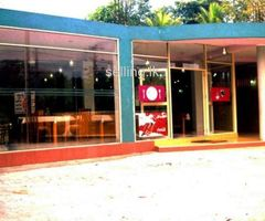 Valuble Land With Commercial Building For Sale in Horana