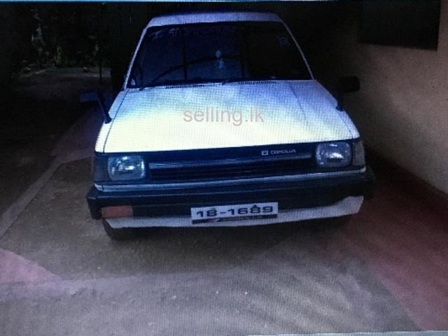 toyota corolla dx wagon ke 74 1986 padukka selling lk cars rh selling lk Toyota Corolla Manual Shifter Parts Toyota Corolla 2010 Manual PDF