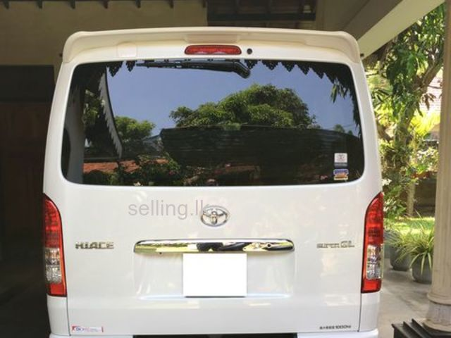Toyota TDH