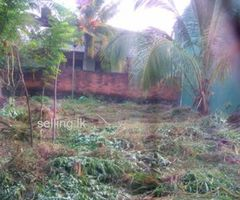 Land sale at Malabe