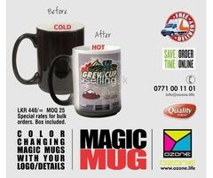 Promotional Magic Mug