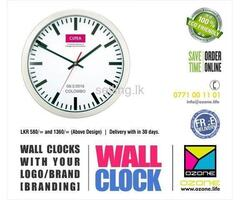 High Quality Branded Wall Clocks.