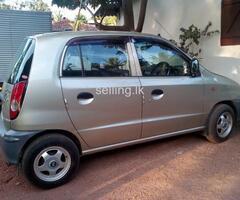 Hyundai Santro Zip plus