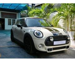 2015 Mini Cooper S Remus Tuned