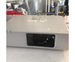 Panasonic 4000 lumens projector