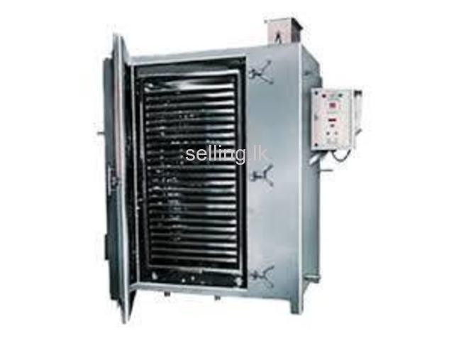 DEHYDRATORS / DRYERS FOR SALE