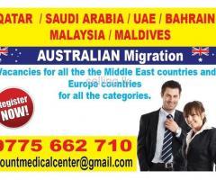 Australian Foreign Recruitment