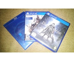 Lot of 3 PS4 Games