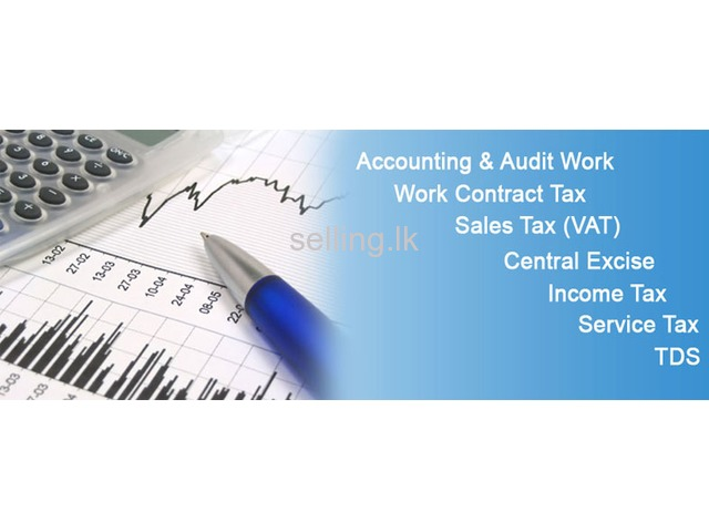 Accounting & Tax Councultancy Services