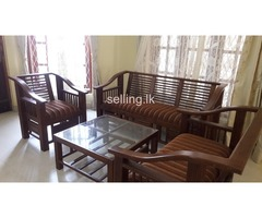 Teak Sofa For Sale