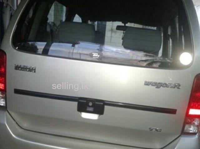 Maruti WagonR 2005