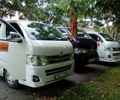 Vans For Hire