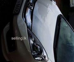 Honda fit shuttel  2014