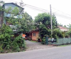 Land with Buildings for Sales at Kaluthara