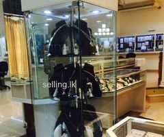 Gem and jewellery business for sale