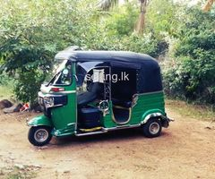 Bajaj three wheel