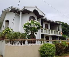 LUXURY 2 STORY HOUSE & 18.06P LAND FOR  SALE AT MORATUWA TOWN