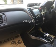 Honda Grace EX 2015