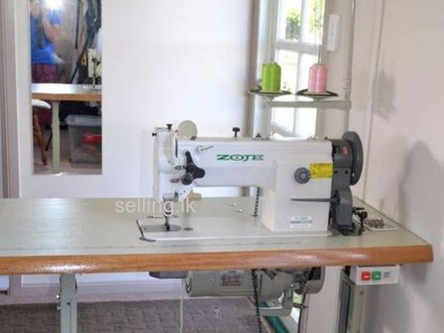 SINGER ZOJE Juki sewing machine