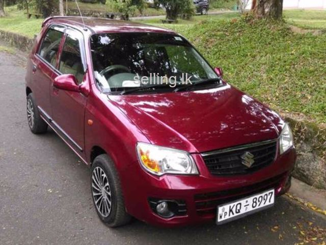 Alto Auto For Sale In Sri Lanka: ALTO K10 Piliyandala