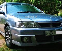 Nissan Wingroad WFY11 2001