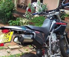 Kawasaki D Tracker 250cc Bike at Kadawatha