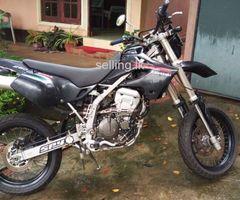 Kawasaki D Tracker 250cc Bike at Kadawatha