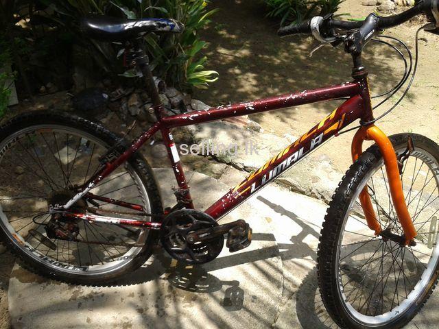 lumala bike