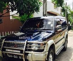 Mitshubishi pajero intercooler jeep for sale