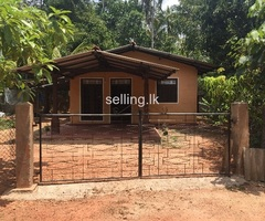 House for sale in Minuwangoda