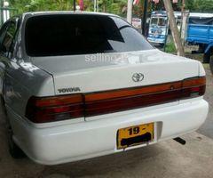 Toyota corolla EE101